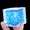 魔域文化 3D魔方迷宫 小号 蓝色 5.8元(需用券)