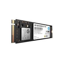 HP 惠普 EX900 固态硬盘 1TB M.2接口(NVMe协议) HP SSD EX900 M.2 1TB