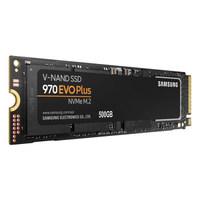 SAMSUNG 三星 970 EVO Plus NVMe M.2 SSD固态硬盘 500GB