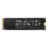 SAMSUNG 三星 970 EVO Plus M.2 NVMe 固态硬盘 250GB + 散热片
