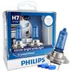 飞利浦(PHILIPS)水晶之光新银战士H7升级型汽车灯泡2支装 色温4300K 159元