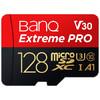 banq 128GB 读速100MB/s Class10手机内存卡 MicroSDXC UHS-I行车记录仪监控摄像存储卡 TF卡 99元