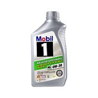 Mobil 美孚1号 全合成机油 AFE 0W-30 SN 1Qt 美国原装进口 *4件