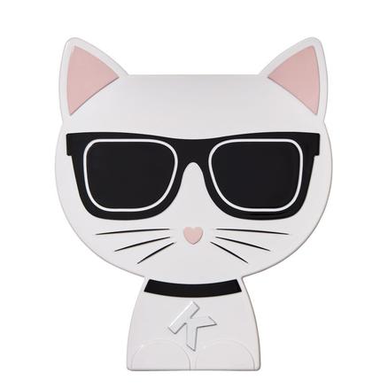 Karl Lagerfeld + ModelCo 老佛爷 16色猫咪眼影盘 #Nude
