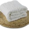 CHISILK 婴儿纯棉浴巾 素雅款