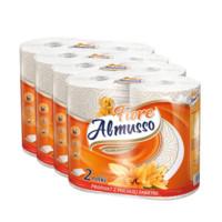 Almusso 安木舒 厨房用纸 90节*8卷