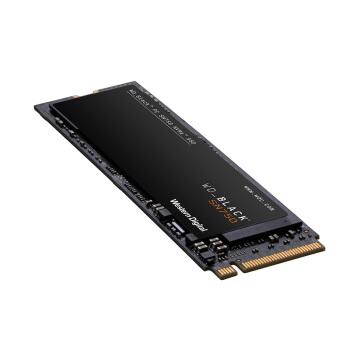 Western Digital 西部数据 WD BLACK SN750 固态硬盘 黑盘 500GB M.2接口(NVMe协议) WDS500G3X0C-00SJG0
