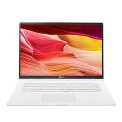 LG gram 17Z990-V.AA53C 17英寸笔记本电脑(i5-8265U、8GB、256GB、雷电3)白