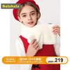 巴拉巴拉女童裙子儿童连衣裙春季2019新款童装中大童公主裙蕾丝裙 161.34元