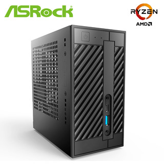 ASRock 华擎 DeskMini系列 A300 小型电脑主机 双通道