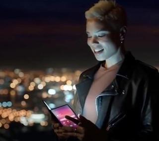 SAMSUNG 三星 Galaxy Fold 折叠屏 智能手机