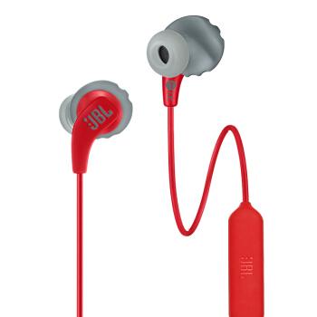 JBL 杰宝 Endurance Run BT 入耳式颈挂式蓝牙耳机 活力红
