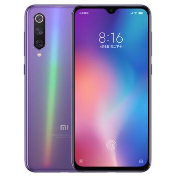 MI 小米 9 SE 智能手机 6GB+128GB 全网通 幻彩紫