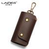 LAXS 莱戈斯诗 手工疯马皮牛皮钥匙包真皮钥匙包 14.9元(需用券)