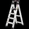WERNER/稳耐 AJ4-1 折叠梯子 179元(需用券)
