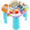 英纷 0801-B3 字母乐园学习桌 早教益智玩具宝宝双语婴儿童男女孩多功能音乐游戏 适用1-3岁 80元