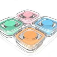 MISUTA 米苏塔 婴儿辅食盒 4格装