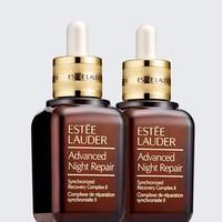 海淘活动:ESTEE LAUDER美国官网 高端护肤促销 双棕瓶套装等