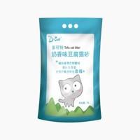 yoken 怡亲 多可特 豆腐猫砂 奶香味 5L