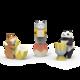 HYM 趣味DIY 动物系列 折式音箱