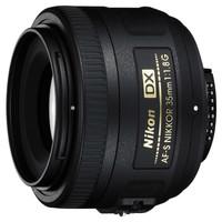 Nikon 尼康 NIKKON 尼克尔 AF-S DX 35mm f/1.8G 单反镜头