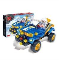 BanBao 邦宝 8625 风语者 儿童回力车积木(6款可选)