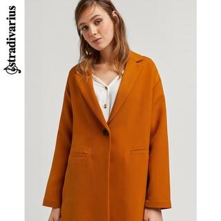Stradivarius 05849121320 女士毛呢大衣
