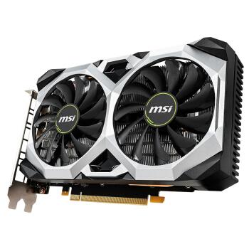 msi 微星 GeForce GTX 1660 Ti VENTUS XS C 6G OC 万图师 显卡