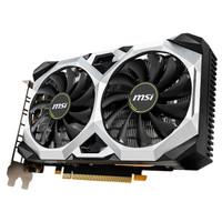 msi 微星 GeForce GTX1660 VENTUS XS C 6G OC 显卡