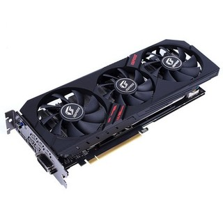 COLORFUL 七彩虹 iGame GTX1660Ti Ultra 6G 显卡