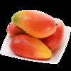 张小壮 贵妃芒果热带红金龙芒果(单果约100-150g) 2kg *2件 29.8元(需用券,合14.9元/件)