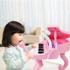 两件五折 宝宝钢琴带麦克风可外接USB多功能智能电子琴2039珍珠白 59.5元