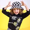 小黄人IP款小猪班纳童装男童长袖T恤2019春季童圆领长袖针织衫上装 44元