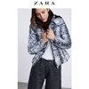 ZARA  女装 动物纹印花棉服夹克外套 03046020064 299元