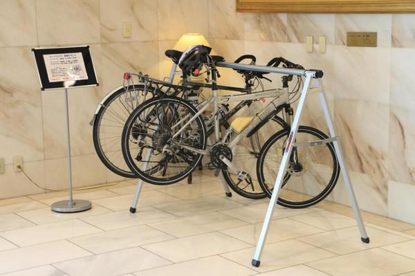 可免费租用的自行车