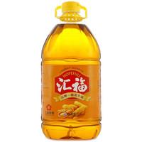 汇福(hopefull)压榨一级花生油5L