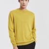 ME&CITY 519170 男装基础薄款纯棉针织衫 *2件 209.44元包邮(立减,合104.72元/件)