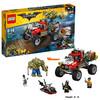 乐高蝙蝠侠大电影系列70907杀手鳄的巨轮车人仔拼装积木模型玩具 559元