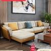 菲艺轩北欧全实木沙发组合现代简约布艺沙发客厅整装小户型家具 1688元