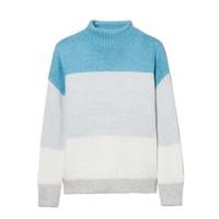 GAP 盖璞 430063 女士羊毛混纺针织衫