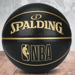 SPALDING 斯伯丁 NBA 7号比赛训练蓝球
