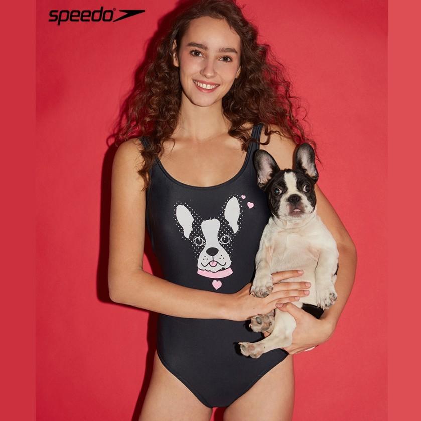 SPEEDO 速比涛 元气系列 810943D535 女士泳衣