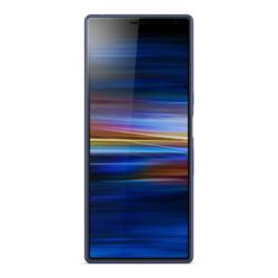 索尼(SONY) Xperia 10 Plus 21:9全高清宽屏显示屏 4K视频摄录 AI侧屏感应 海军蓝