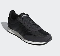 【省40元】12日 adidas 阿迪达斯 neo V RACER 2.0 男子休闲运动鞋-优惠购