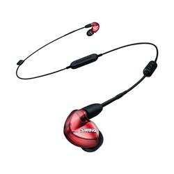 Shure 舒尔 SE535BT1 三单元无线蓝牙耳机 红色特别款