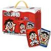 旺旺 旺仔牛奶(6罐) o泡果奶 儿童牛奶早餐奶(原味2罐)组合装 245ml*8 29.9元