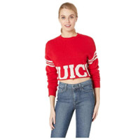 Juicy Couture 橘滋 Collegiate 女士毛衣