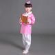 博歌 汉服 儿童演出服 100cm 送帽子+腰带+纸简
