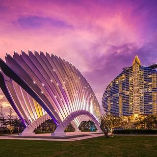 酒店特惠 : 三亚海棠湾红树林度假酒店2晚度假套餐(含早+台球体验+玩乐等)