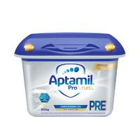 Aptamil 爱他美 新白金版 婴儿配方奶粉 Pre段 800克 *3件